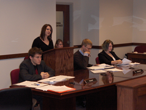 2008 Mock Trial Winners: Vermilion High School